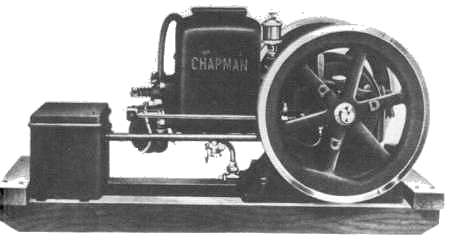 Picture from original Chapman Literature